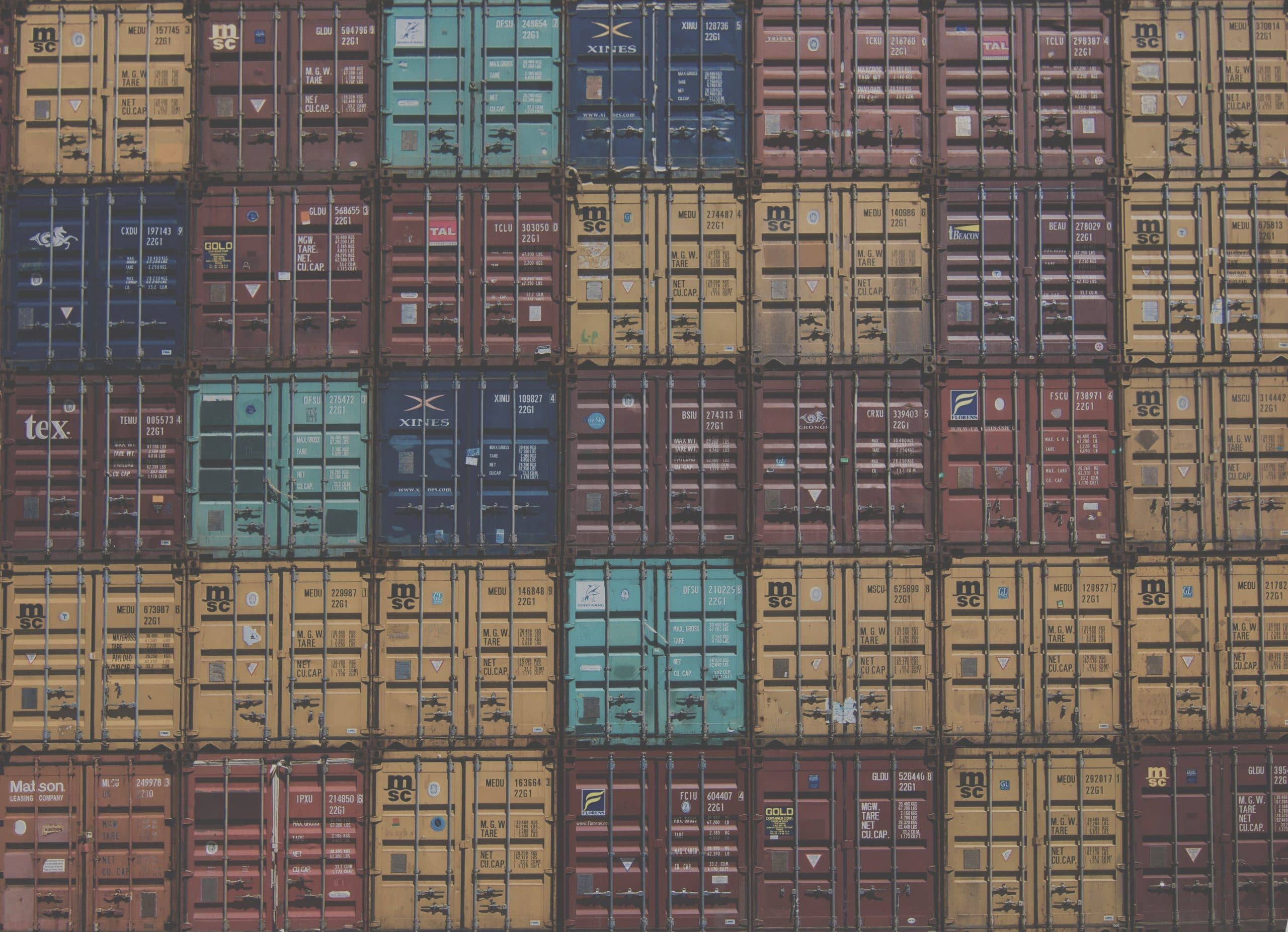 containers, but not kubernetes containers